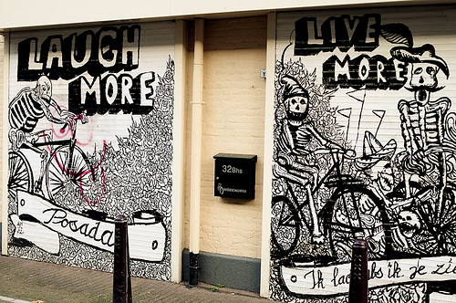 Laugh More Live More